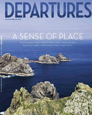 Departures-magazine new York